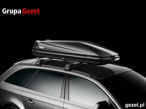 Box dachowy Thule Touring Sport 600 Black