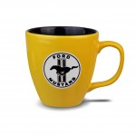 Kubek Ford Mustang - yellow mug - 35021232