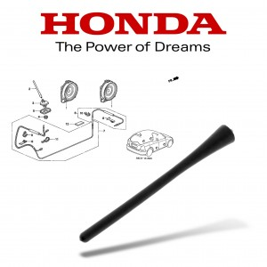 Antena - Honda City, Civic, CR-V, Insight, Jazz - 39151S6AE02