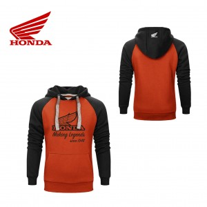 Honda - Bluza z kapturem Making Legends - 08AUDKHO003O