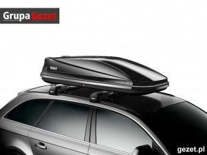 Box dachowy Thule Touring L 780 Black