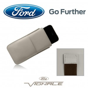 Ford Vignale - Skórzane etui do iPhone 5/5s - 35021604