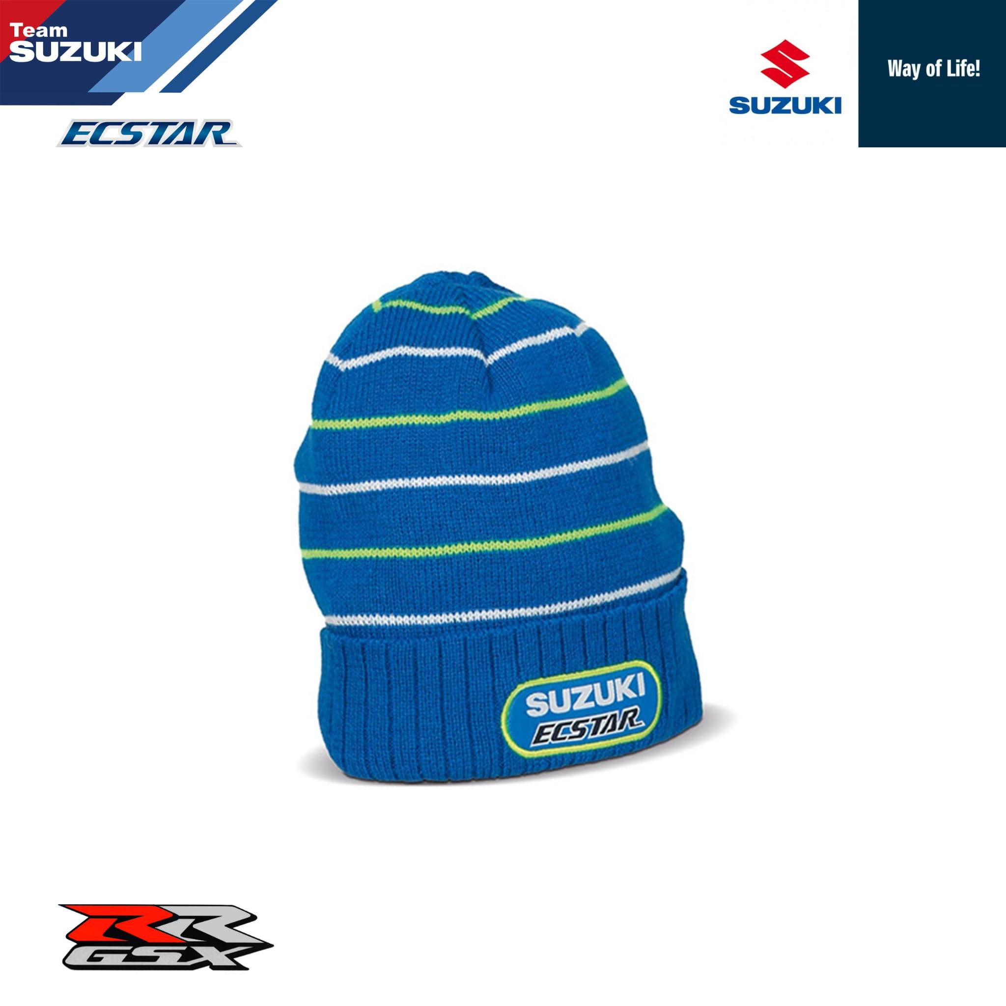 ce2ace6c616d3 Czapka zimowa Suzuki MotoGP części i akcesoria sklep online